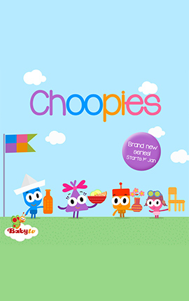 8. Choopies - Choopies