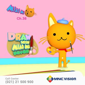 Pemenang 'Draw with Miao Mi Contest'